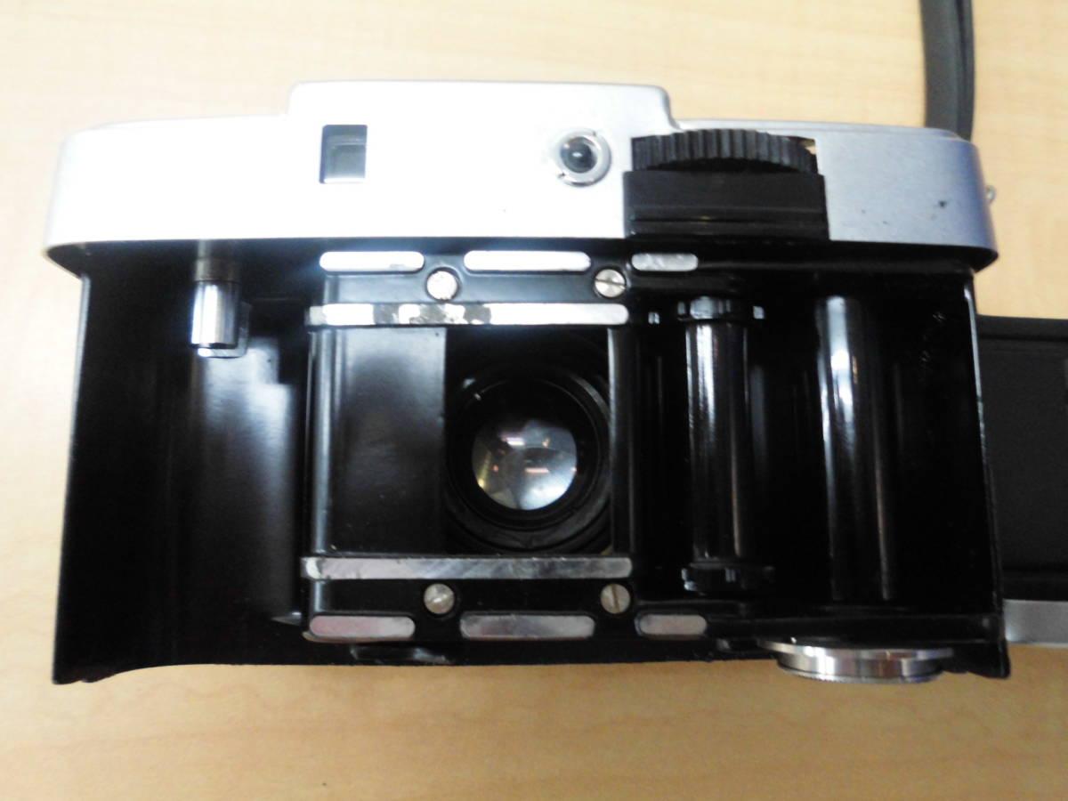 オリンパス OLYMPUS PEN-D2 F.ZUIKO 1:1.9 32mm 動作未確認 _画像7