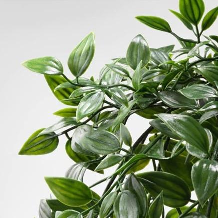 ☆ IKEA イケア ☆ FEJKA フェイカ 人工観葉植物, 室内/屋外用, つり下げ型 植物、造花 <植木鉢の直径9cm 植物の高さ70cm> 送料510円~2h_画像3