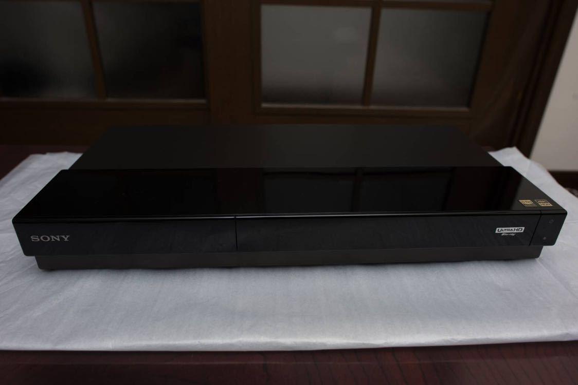 ソニー ブルーレイ レコーダー BDZ-FW500 1日使用のみ美品