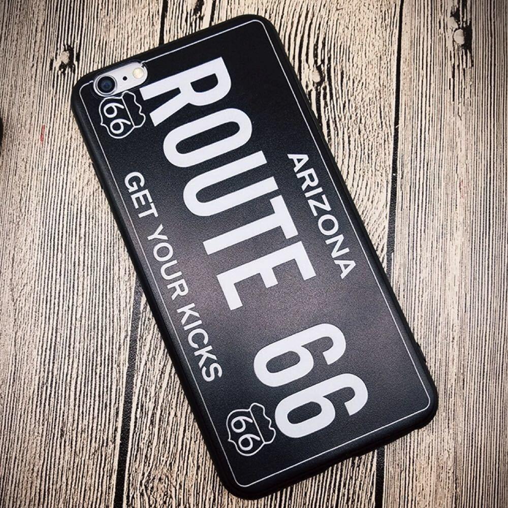 075e1462f2 新品☆iphoneXケースおしゃれかわいい人気安いソフトシリコンブラック車カーナンバールート66route66モノクロモノトーン韓国. 商品數量: :1