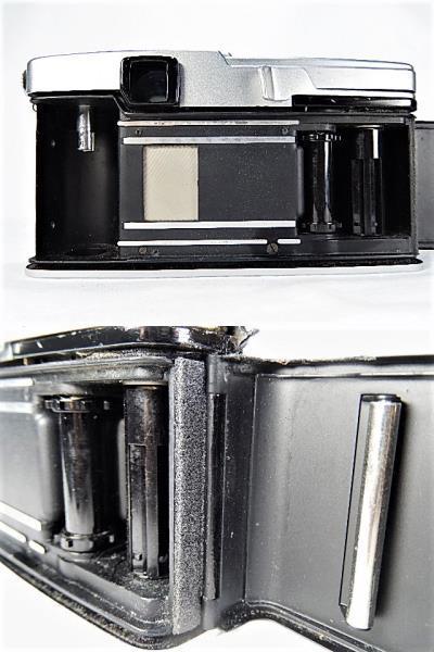 ★良品Ⅱ オリンパス ペンFT 38mm 1:1.8 露出計作動 モルト交換 ・点検清掃・作動確認済_画像9