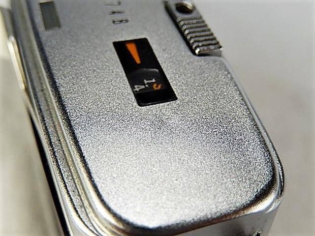 ★好評 オリンパス ペンFT改造 FV仕様 1:1.8 38mm モルト交換・点検清掃・作動確認済:_画像9