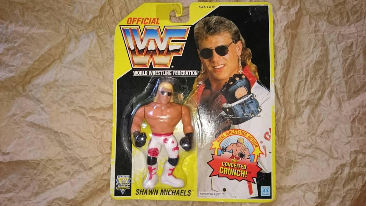 WWF ハズブロ社 ショーンマイケルズ hbk 1993年製 WWE