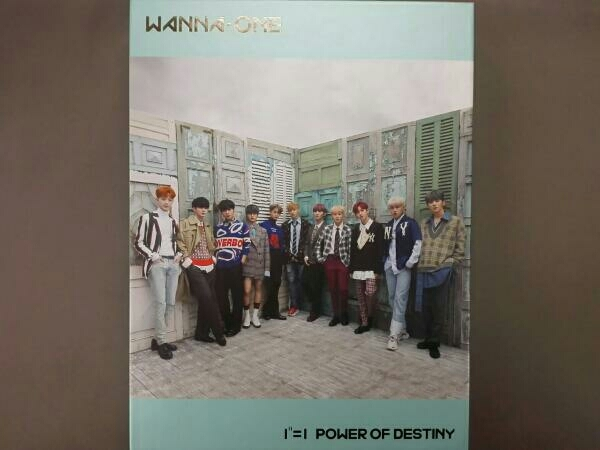 Wanna One CD 【輸入盤】111=1(Power Of Destiny) ユン・ジソン_画像1