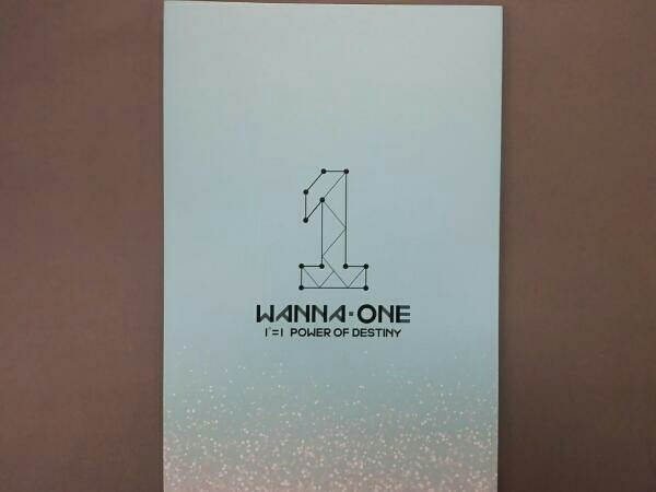 Wanna One CD 【輸入盤】111=1(Power Of Destiny) ユン・ジソン_画像2