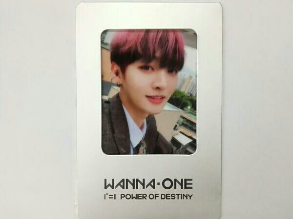 Wanna One CD 【輸入盤】111=1(Power Of Destiny) ユン・ジソン_画像3