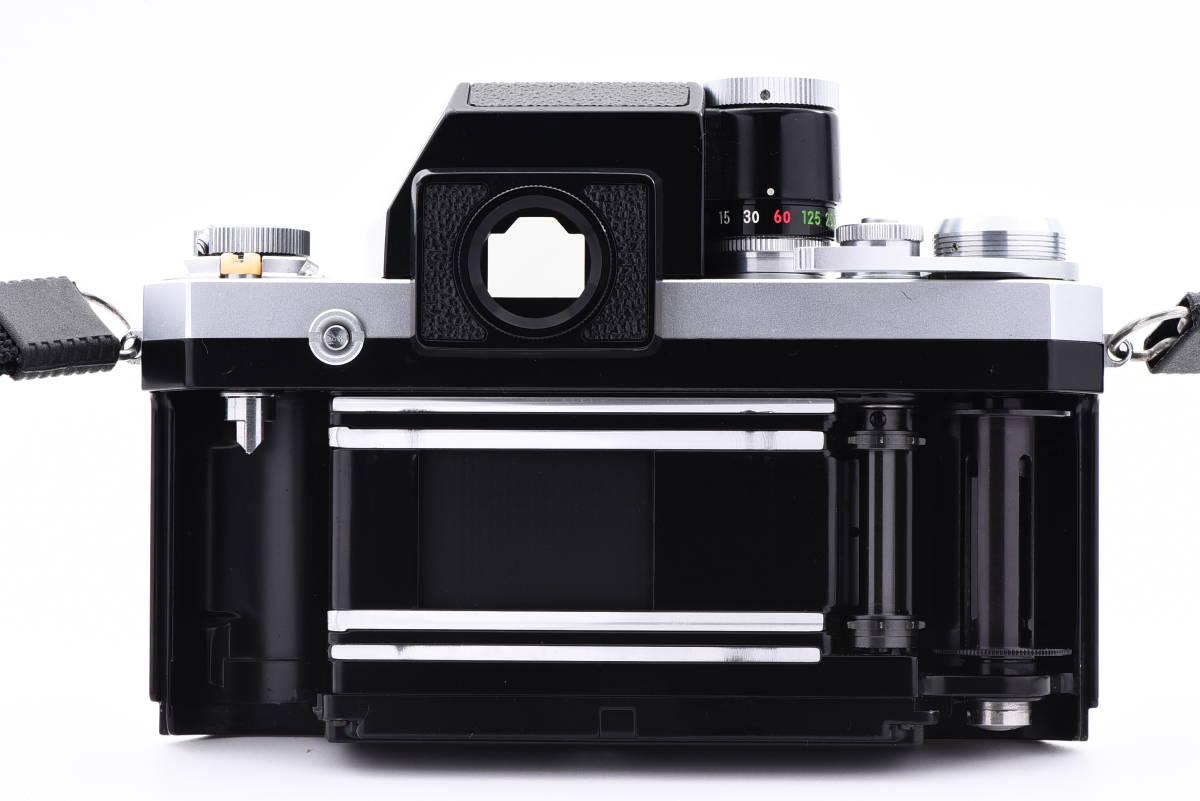 ◆美品 Nikon ニコン F フォトミック FTN シルバー 50mm f/1.4 レンズ F-36 モータードライブ セット #64A_画像4