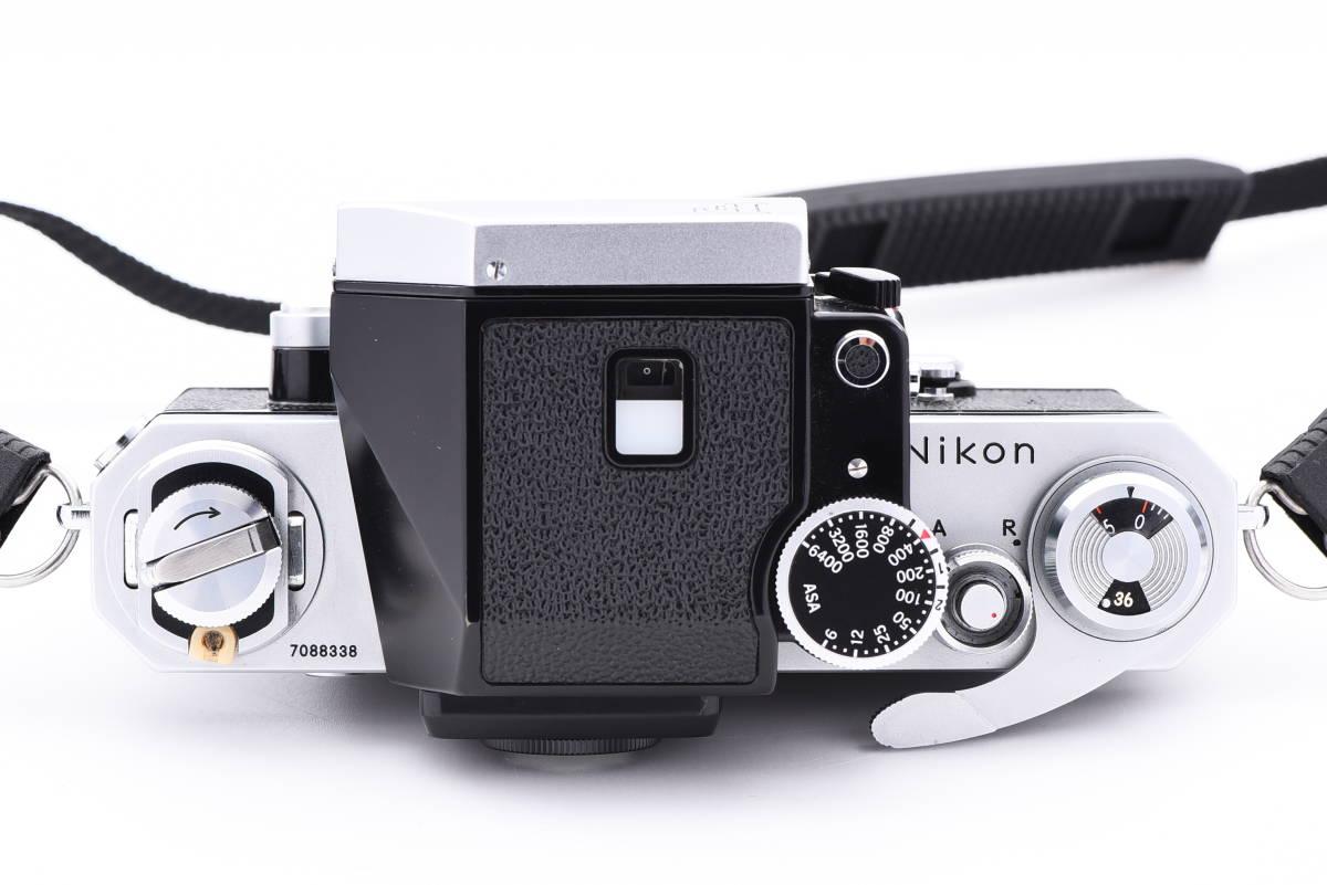 ◆美品 Nikon ニコン F フォトミック FTN シルバー 50mm f/1.4 レンズ F-36 モータードライブ セット #64A_画像3
