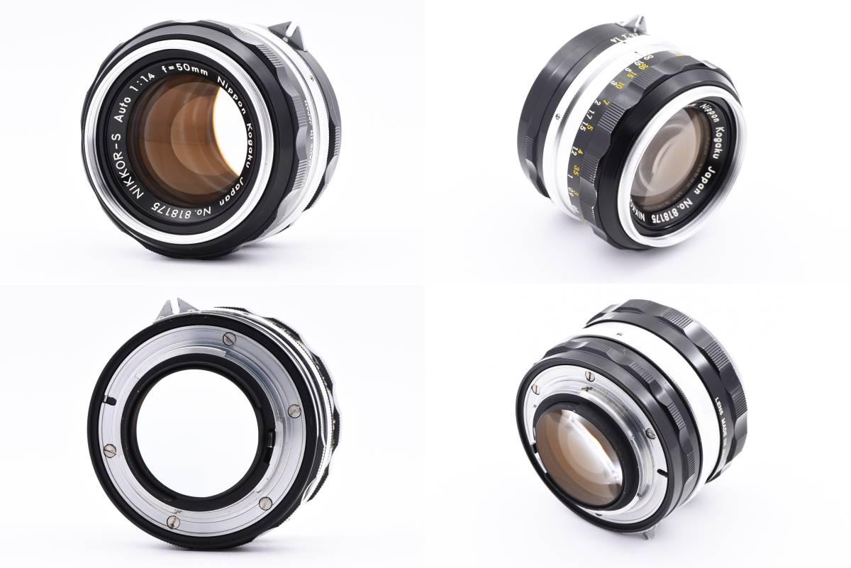 ◆美品 Nikon ニコン F フォトミック FTN シルバー 50mm f/1.4 レンズ F-36 モータードライブ セット #64A_画像9
