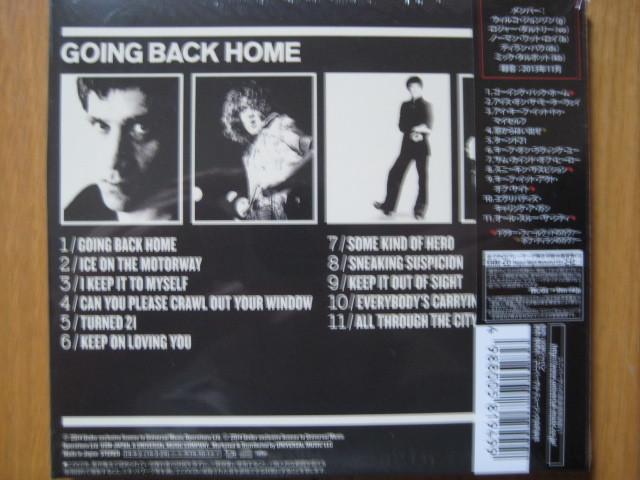 未開封新品 紙ジャケ ウィルコ・ジョンソン&ロジャー・ダルトリー 『ゴーイング・バック・ホーム』 SHM-CD  _画像3