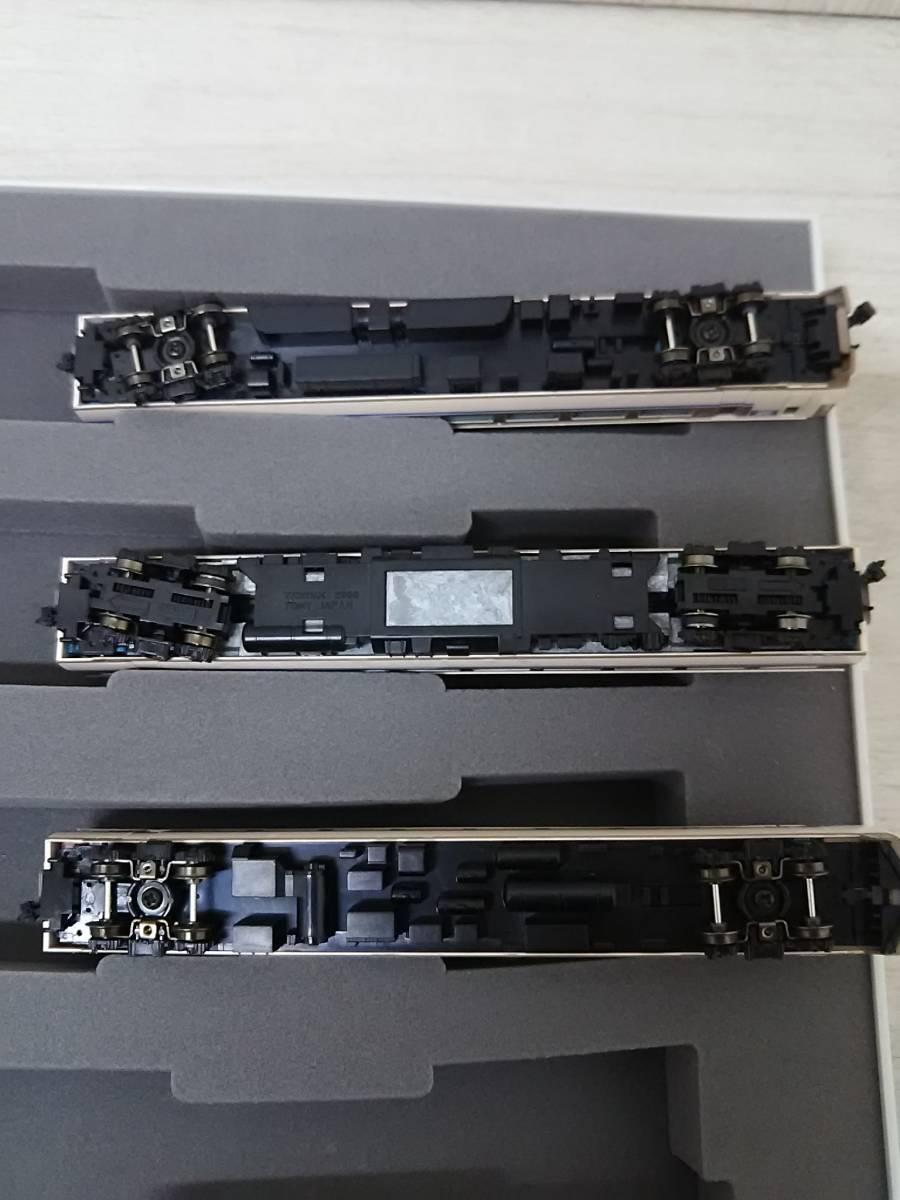 Nゲージ TOMIX 183系特急電車 (まいづる) セット 92281_画像8