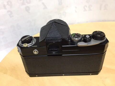 Nikon F ボディボディ (レンズはおまけです)_画像2