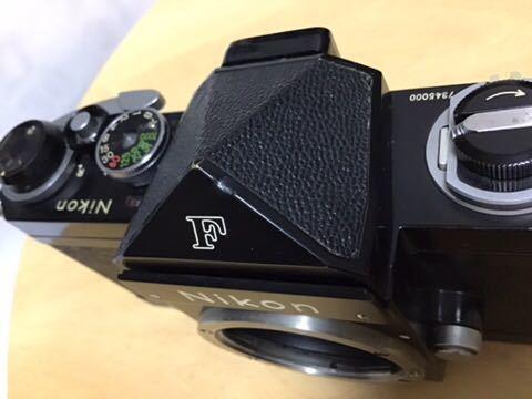 Nikon F ボディボディ (レンズはおまけです)_画像5