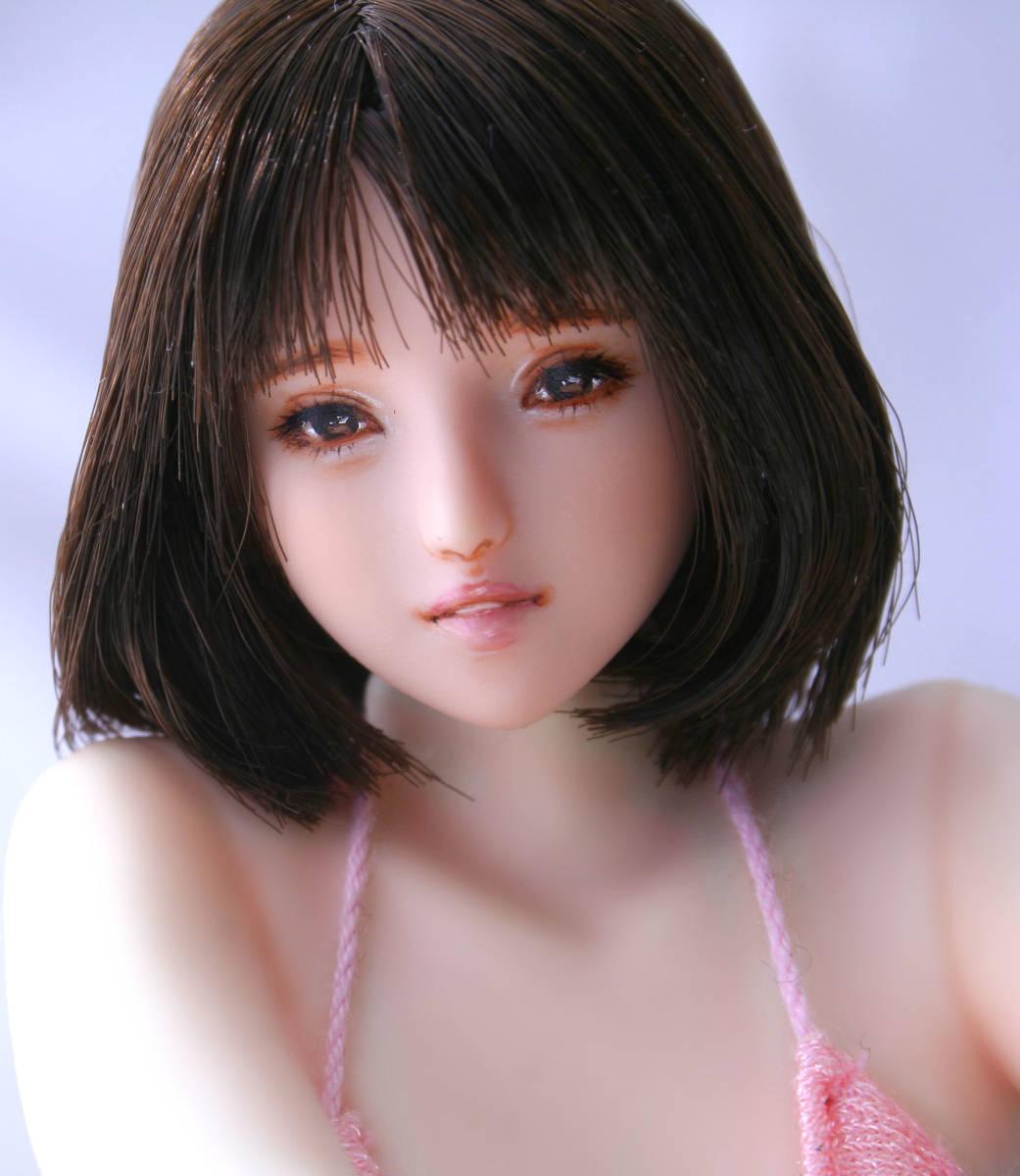 *Sweet Marble*「紗冬~Sato」1/6カスタムヘッド*オビツ01_画像4