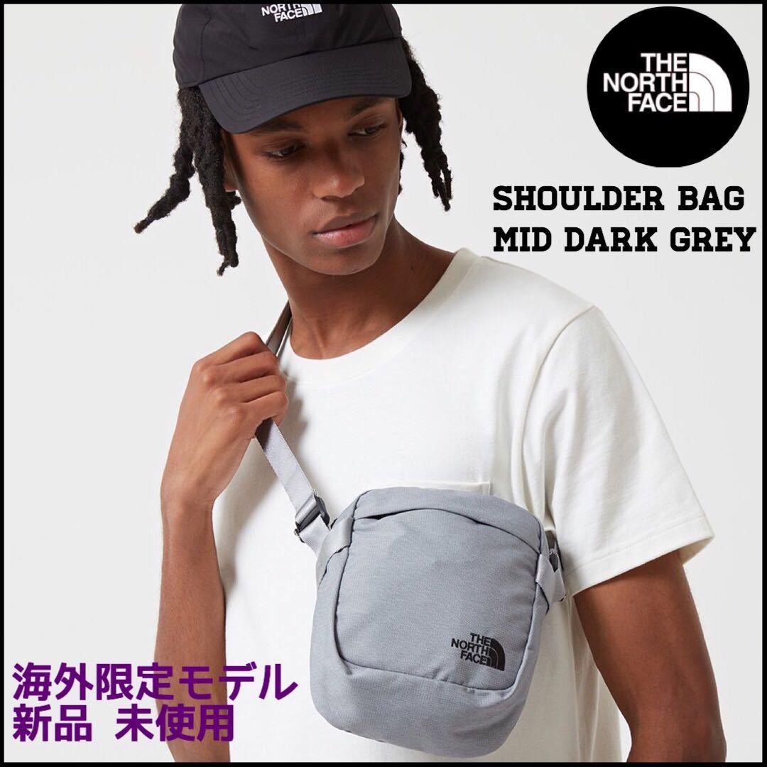 69e94a76ac225e abroad limitation regular goods new goods THE NORTH FACE North Face  Convertible Shoulder Bag shoulder bag sakoshu bag dark gray