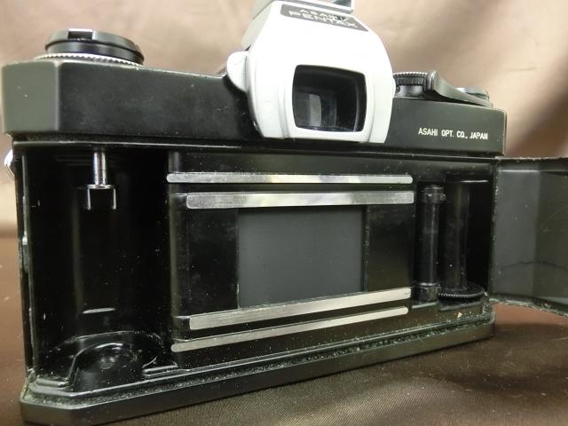 ①PENTAX SPOTMATIC SP ペンタックス カメラ Super-Takumar 1:1.4 / 50 Asahi レンズ_画像6
