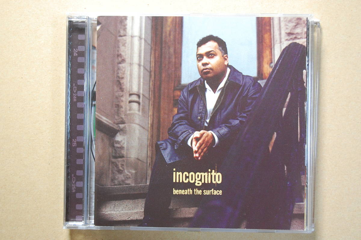 Incognito - Beneath The Surface 輸入盤 CD_画像1