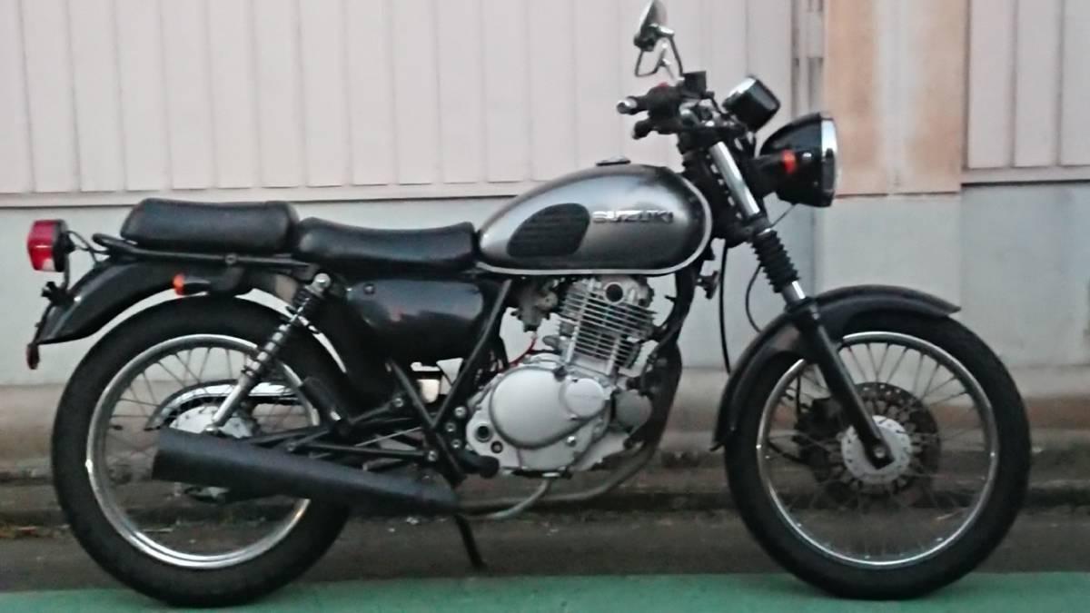 ★スズキ ST250 カスタムベースにどうぞ★_画像2