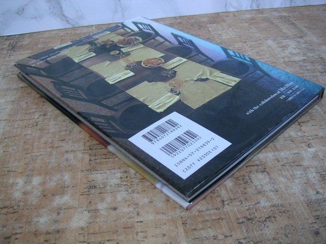 ∞ カフェ アルティエ メスティエリの イタリアのおいしい食卓 主婦の友社、刊 1997年・1刷 エンゾ&アンナ・ベルテッリ他、共著_経年傷み、焼け、シミ、スレが有ります