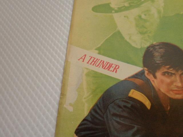 当時物 古い映画 パンフレット34冊 ジョンウェイン出演 他、西部劇名画_画像5