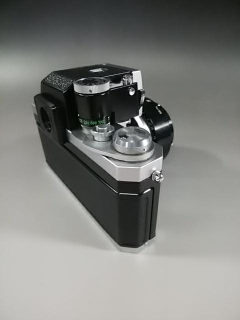 【カメラ】Nikonニコン F 7089702 レンズ NIKKOR-S AUTO 1:1.4 f=50mm ニコンF 一眼レフ_画像9