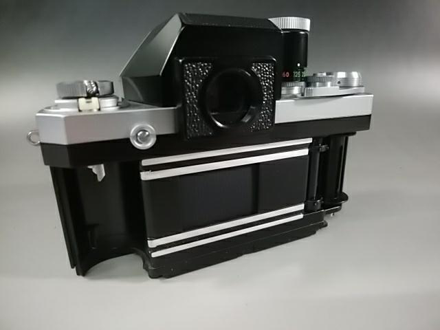 【カメラ】Nikonニコン F 7089702 レンズ NIKKOR-S AUTO 1:1.4 f=50mm ニコンF 一眼レフ_画像6