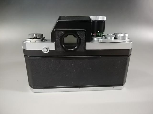 【カメラ】Nikonニコン F 7089702 レンズ NIKKOR-S AUTO 1:1.4 f=50mm ニコンF 一眼レフ_画像7