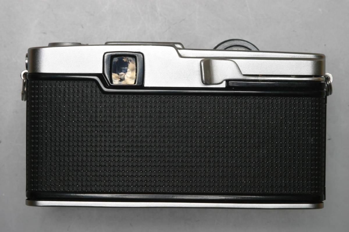 美品 OLYMPUS PEN FV 専用 露出計・レンズ5本付 完全整備済 1年間の無償修理付_画像4