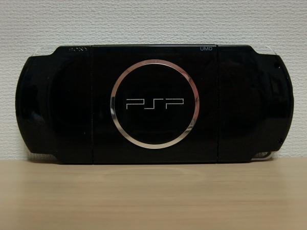 SONY PSP-3000 ピアノ・ブラック 動作確認済み 多少難有り 本体のみ クリックポスト可(A) 同梱順位B_画像2