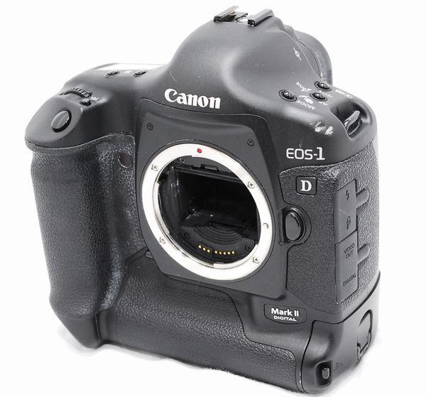 【良品】Canon キヤノン EOS-1D Mark Ⅱ マーク2 動作未確認 ジャンク扱い