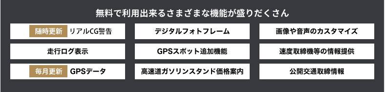 新品 3年保証 日本製 CELLSTAR ASSURA ドラレコ接続可 GPSデータは完全無料 購入2019年1月 アシュラ_画像5