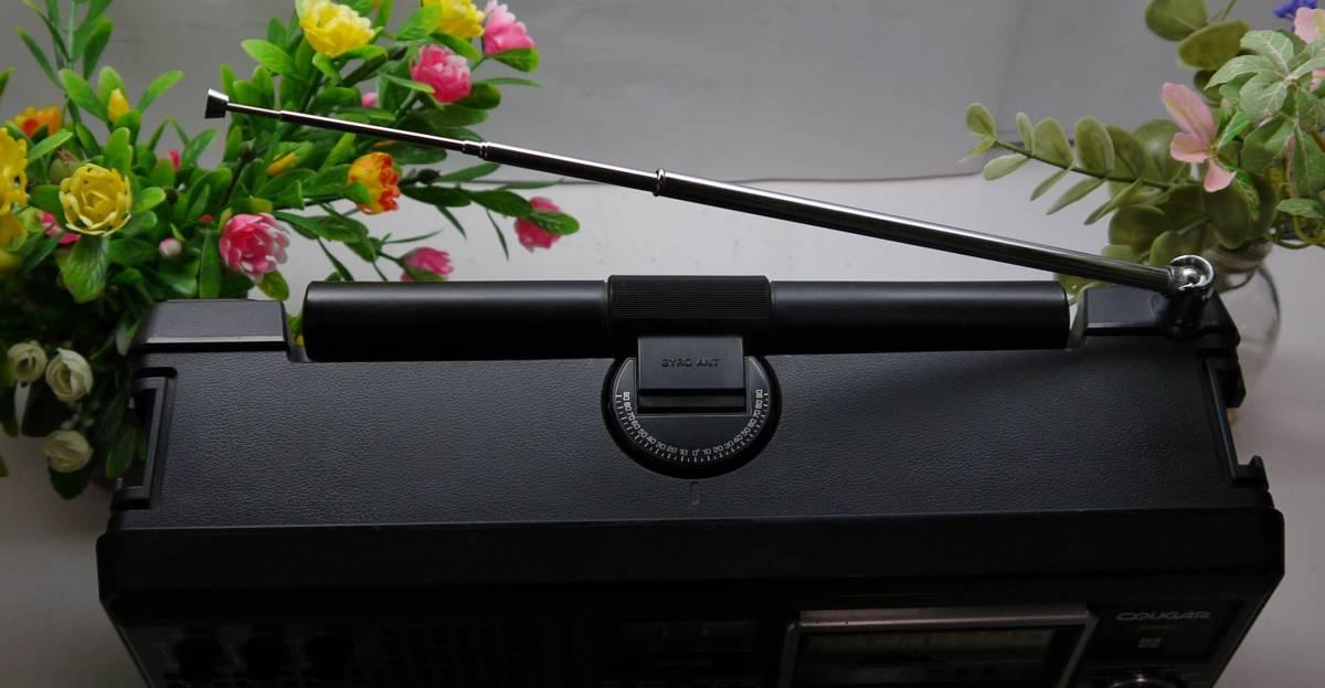 クーガ(RF-2200)オールバンド高感度に整備、厳選したきれいで高品質な機器です*Aクラス*_画像2