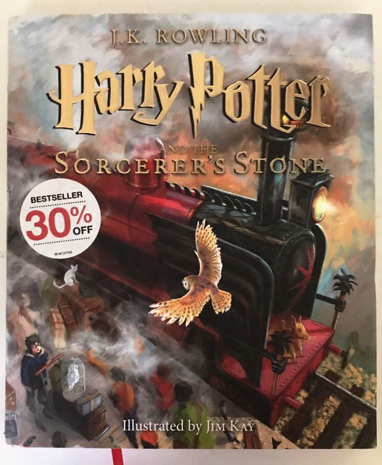 j.k.Rowling Harry pottery and the sorcer's STONE ハリー・ポッターと賢者の石