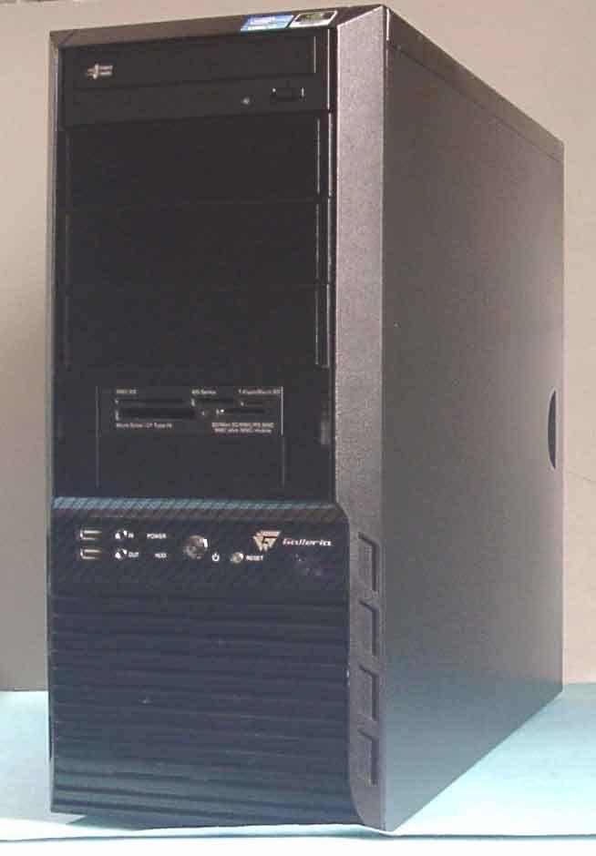 自作PC 新品SSD 120GB i7 2600k 3.4GHz WIN10 Pro インストール認証済み_画像2