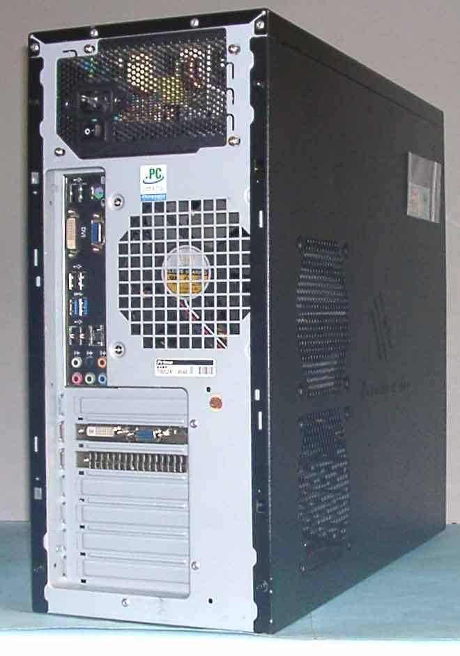 自作PC 新品SSD 120GB i7 2600k 3.4GHz WIN10 Pro インストール認証済み_画像3