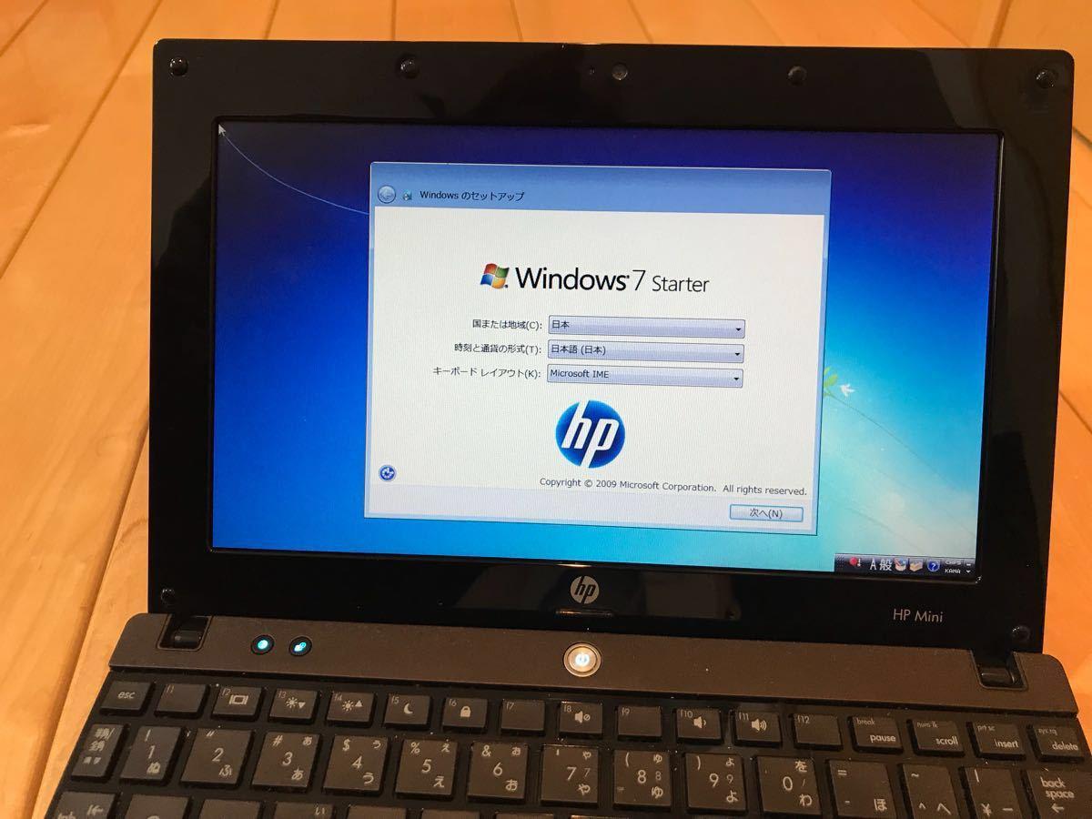 [美品] HP Mobile PC HP Mini 5103_画像8