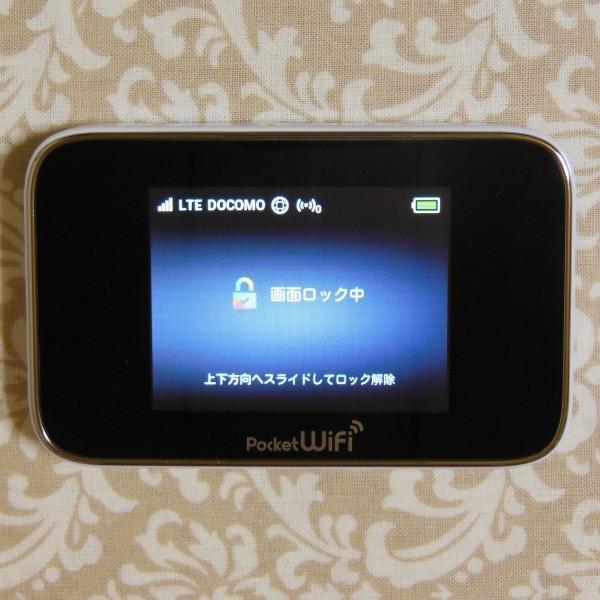 SIM フリー モバイル ルーター Pocket WiFi 301HW スピカホワイト(中古) 格安simでのご利用に_画像2