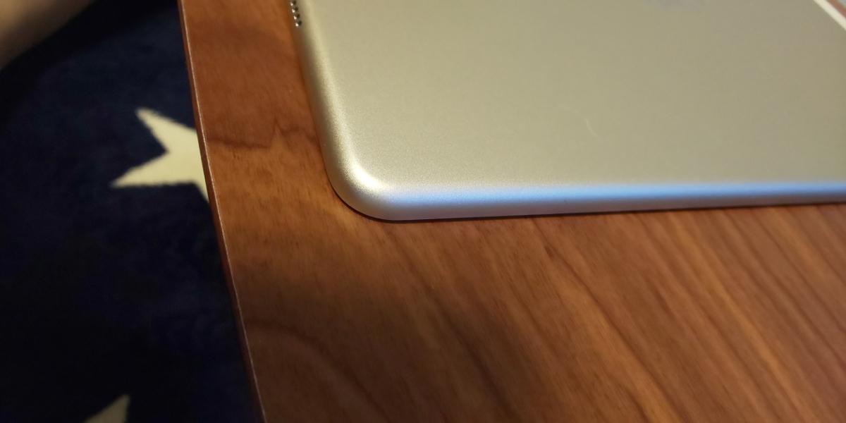 [APPLE]iPad Air 2 Wi-Fi+Cellular 16GB MGH72J/A SIMフリー美品 保証付き_画像7