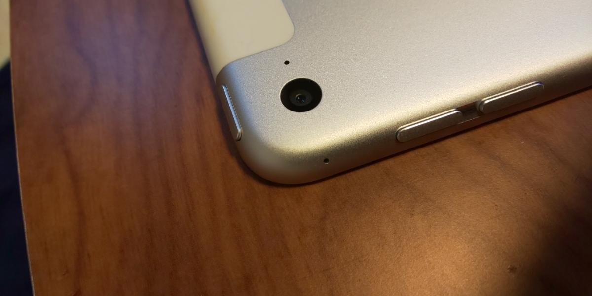 [APPLE]iPad Air 2 Wi-Fi+Cellular 16GB MGH72J/A SIMフリー美品 保証付き_画像9