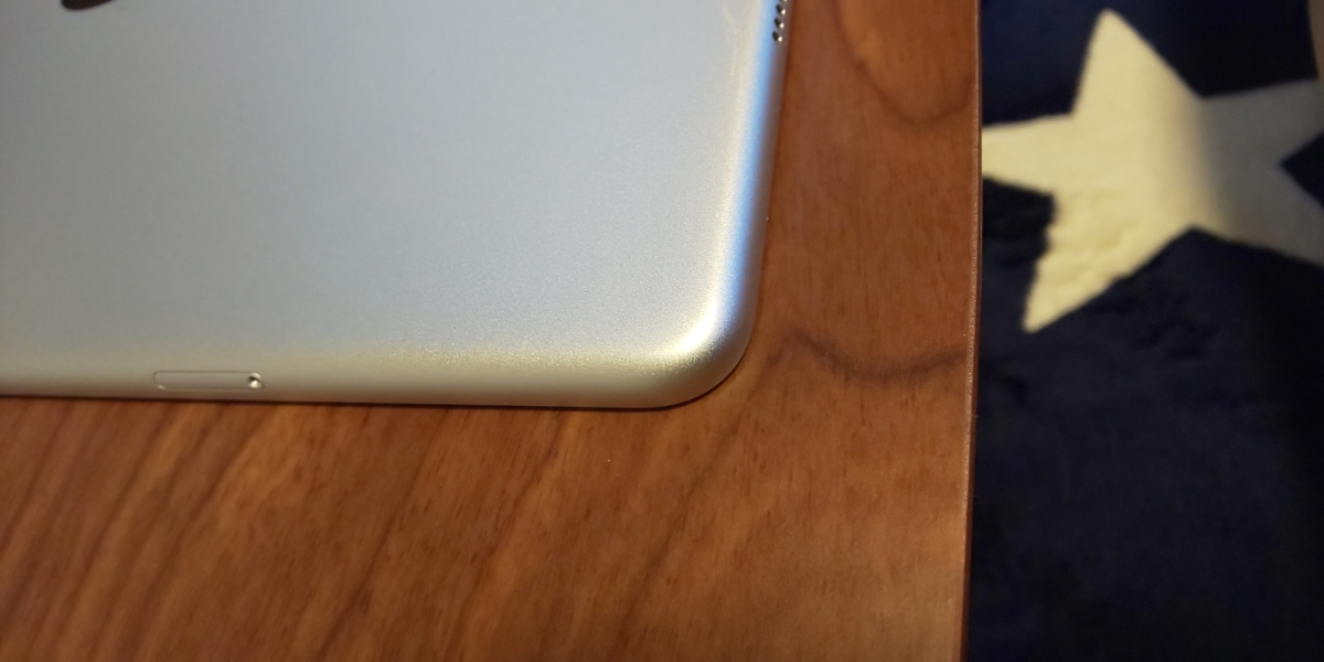 [APPLE]iPad Air 2 Wi-Fi+Cellular 16GB MGH72J/A SIMフリー美品 保証付き_画像6