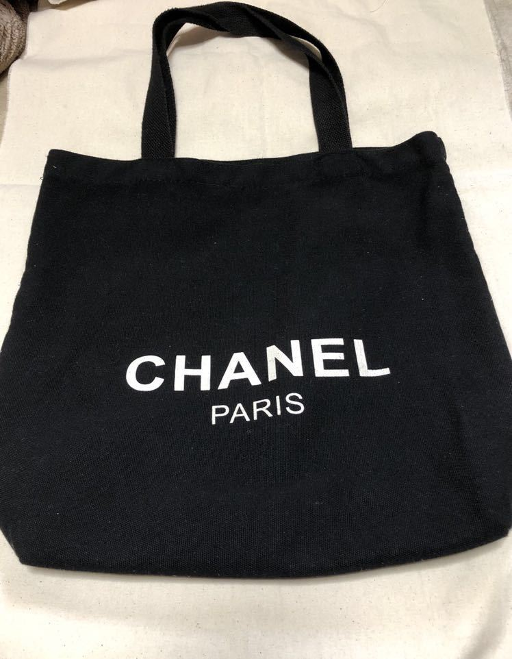 ceac3c2162f limited goods  CHANEL tote bag   secondhand goods   postage 185 jpy ...