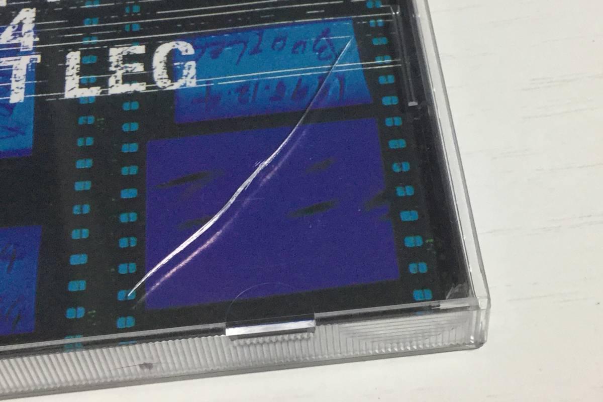 ◇X JAPAN LIVE IN HOKKAIDO 1995.12.4 BOOT LEG CD 再生面か研磨キズ多 ケースヒビ割 ライブ アルバム Toshi Yoshiki hide 即決_画像4