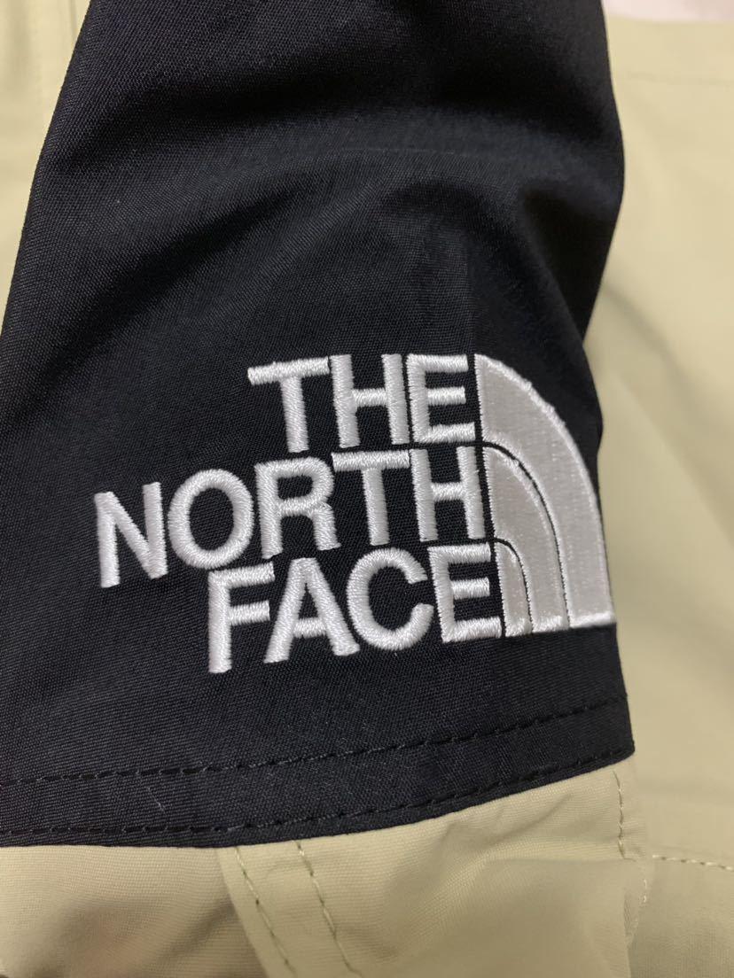 即決! L THE NORTH FACE MOUNTAIN LIGHT JACKET WB ノースフェイス マウンテンライト ジャケット ツイルベージュ 新品 バルトロライト _画像4