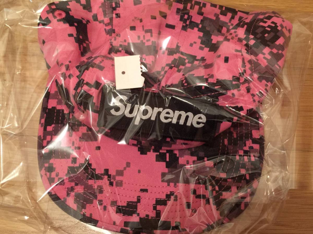 5dfdc395 Auction ID e330782758: Supreme NYCO Twill Camp Cap シュプリーム ...