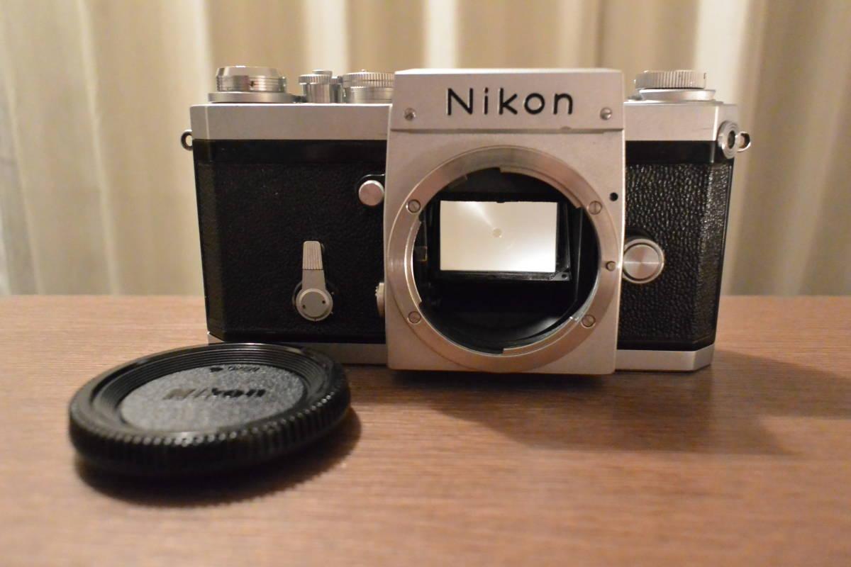 ニコン Nikon F ボディ  657万代