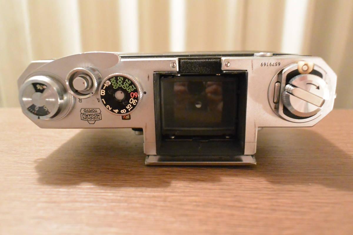 ニコン Nikon F ボディ  657万代_画像2