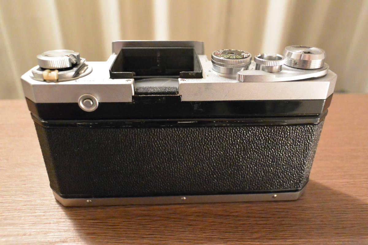 ニコン Nikon F ボディ  657万代_画像5