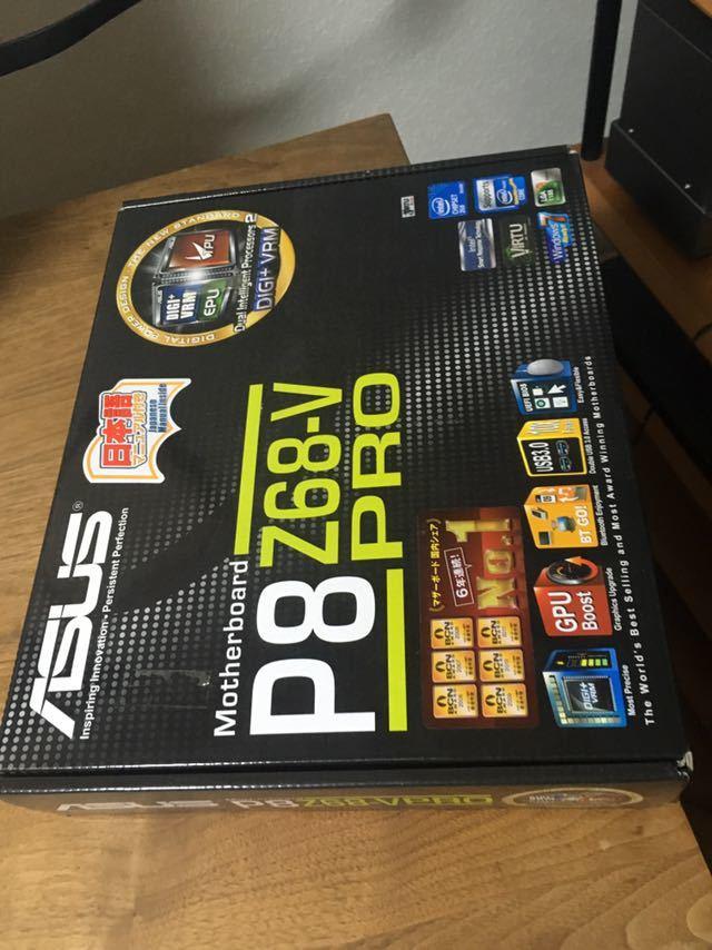 自作 ANTECケース windows7 ASUS X68-V PRO 16GBメモリ Corei7-2600K 3.4GHZ 超力280plus_画像6