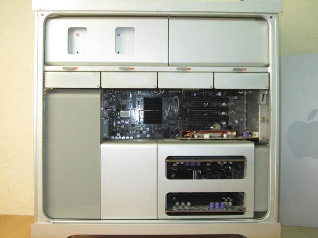 Mac Pro A1186 2.8GHz 2GB HDDなし No.5_画像4