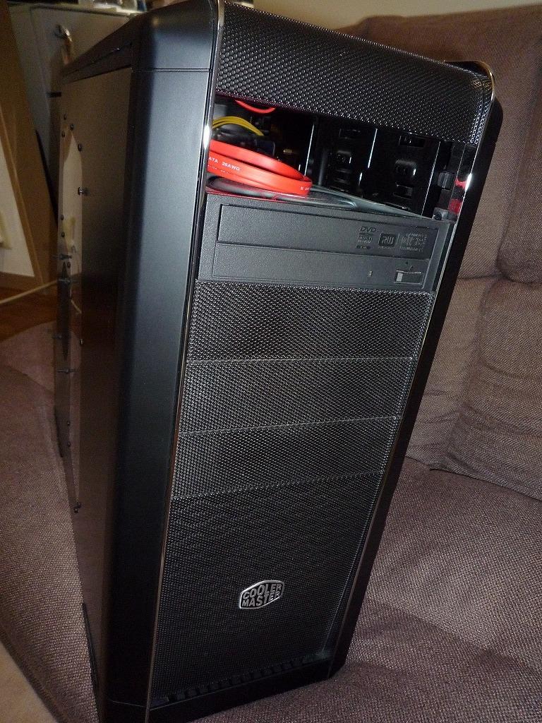 ♪♪♪ 自作PC パーツ GA-H77-DS3H / i5-3570K / 16GB / DVD書き込み / CM690 ♪♪♪